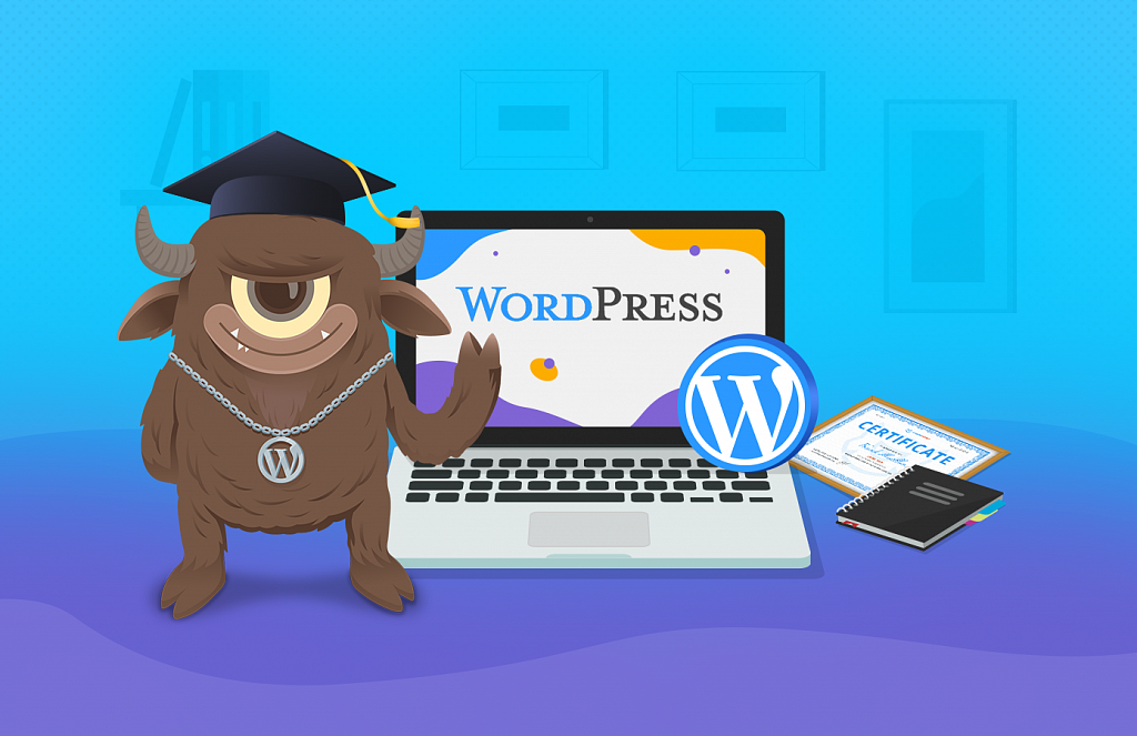 WordPress Certification by TemplateMonster