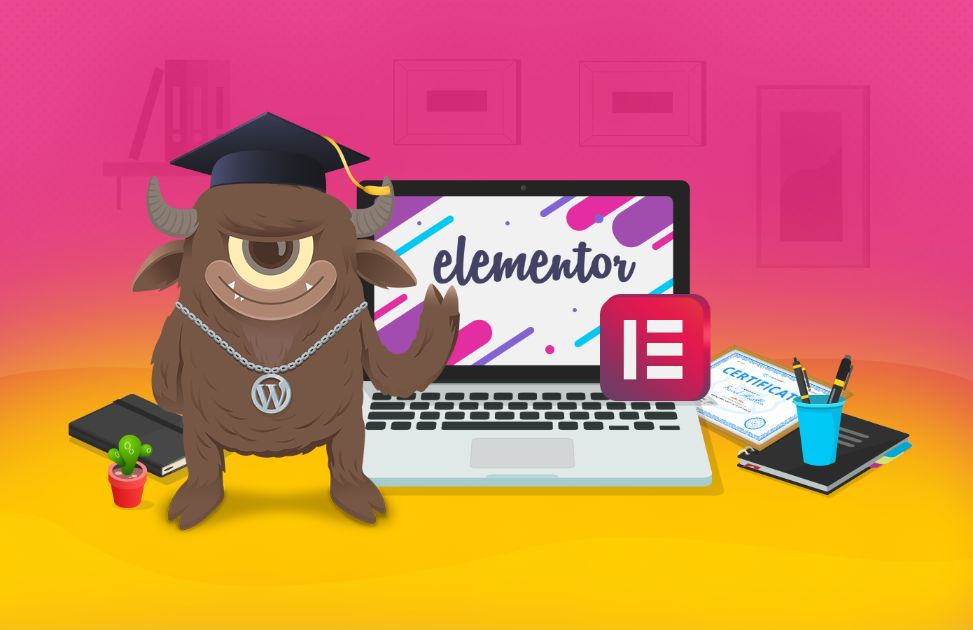 WordPress Elementor Certification by TemplateMonster